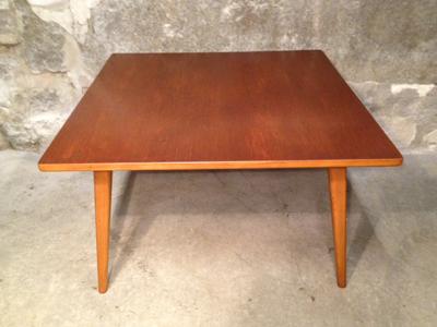 teak coffee table square 2